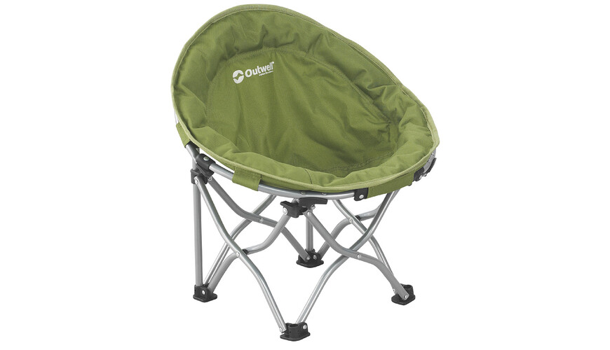 Outwell Comfort Campingstol Junior grøn